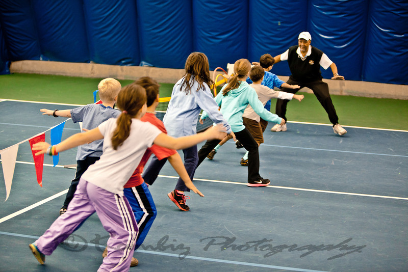 USTA Quick Start Program at Mellon Park Tennis Center