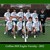 8 x10 Collins Hill Tennis Boys Varsity 1