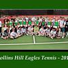 8 x10 Collins Hill Tennis