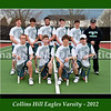 8 x10 Collins Hill Tennis Varsity