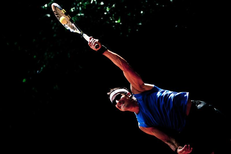 David Fink - Men's Singles Final