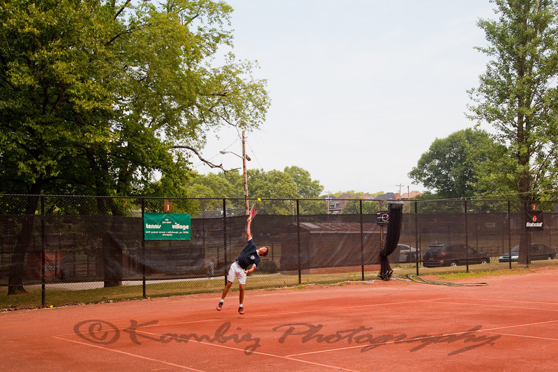 2012 - USTA Frick Park Red Clay Junior Open