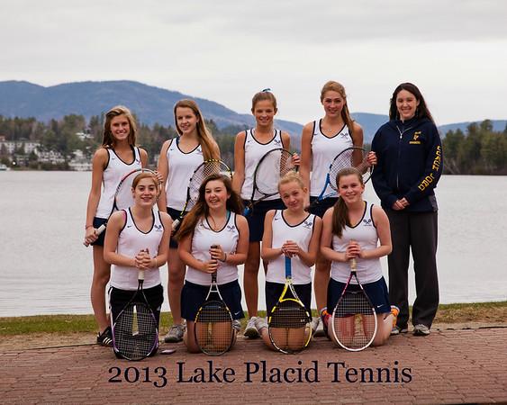 2013 Girls Tennis