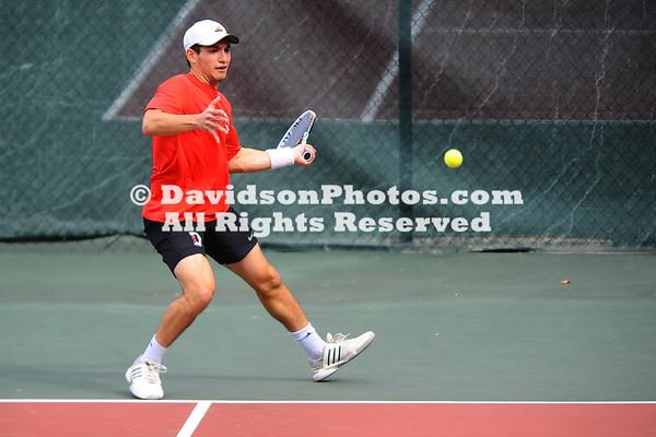 NCAA TENNIS:  SEP 28 Davidson Invitational