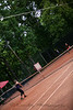 at Frick Park - Paul G. Sullivan Red Clay Court Tennis Championships Tournament