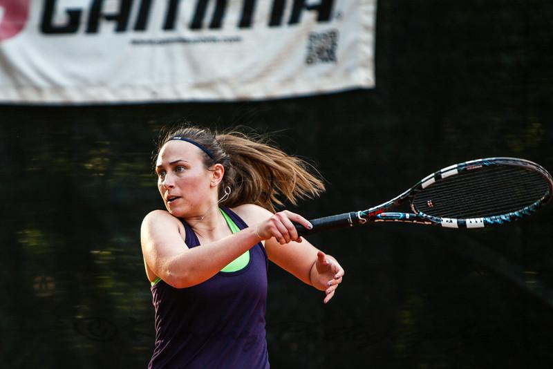Mary Wilson, winner of 2014 women's singles