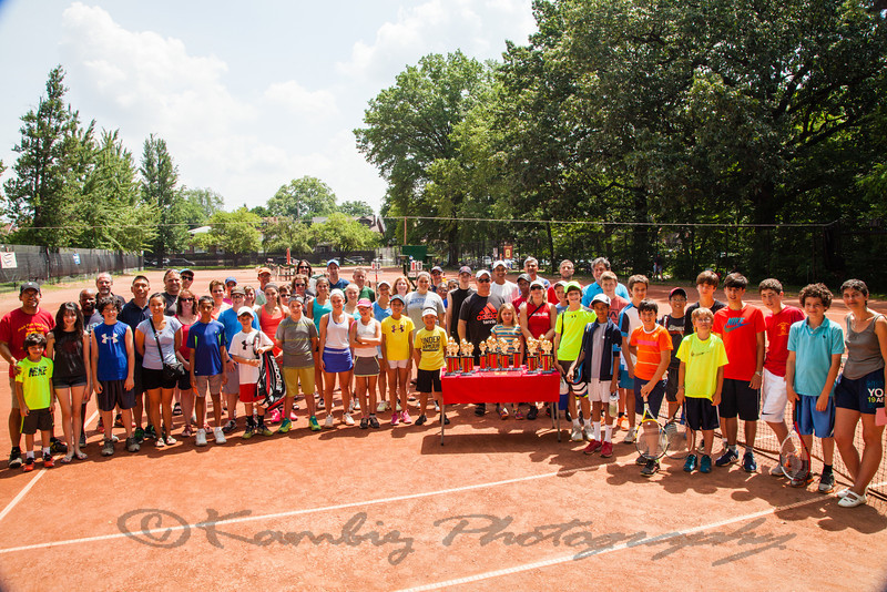 2014 - USTA Frick Park Red Clay Junior Open