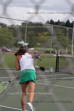 WBHS Tennis vs Salem-91