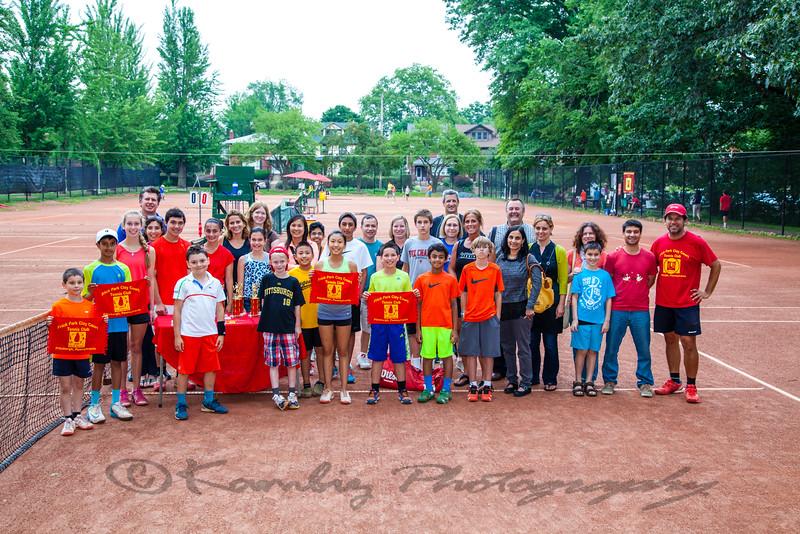 2015 - USTA Frick Park Red Clay Junior Open