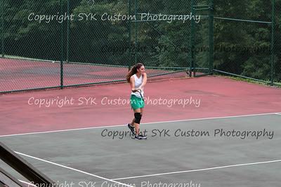 WBHS Tennis at ELHS-42
