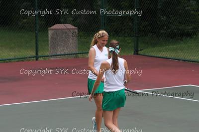 WBHS Tennis at ELHS-84