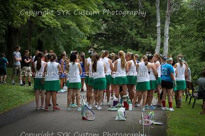 WBHS Tennis at ELHS-1