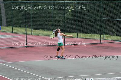 WBHS Tennis at ELHS-20