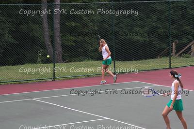 WBHS Tennis at ELHS-86