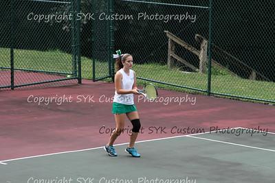 WBHS Tennis at ELHS-8