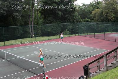 WBHS Tennis at ELHS-95