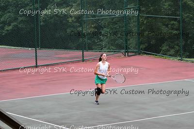 WBHS Tennis at ELHS-43