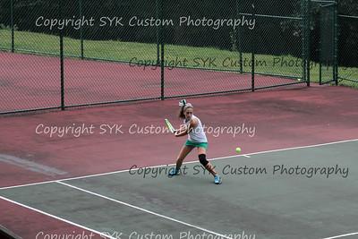 WBHS Tennis at ELHS-5