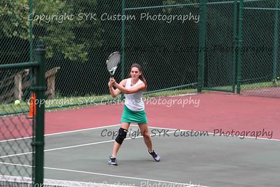 WBHS Tennis at ELHS-12