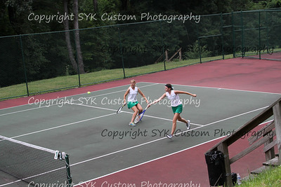 WBHS Tennis at ELHS-92