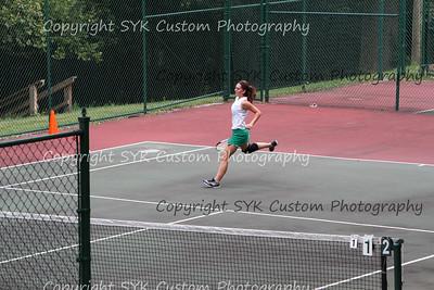 WBHS Tennis at ELHS-74