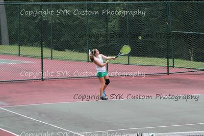 WBHS Tennis at ELHS-22
