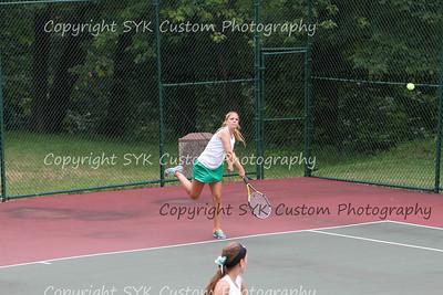 WBHS Tennis at ELHS-80