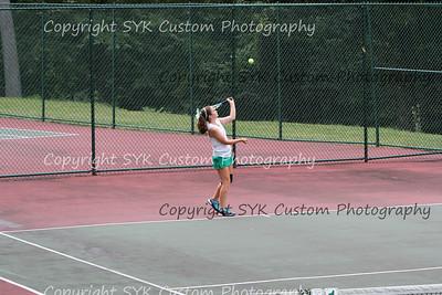 WBHS Tennis at ELHS-21