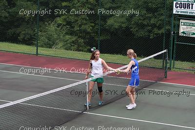 WBHS Tennis at ELHS-60