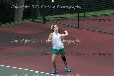 WBHS Tennis at ELHS-47