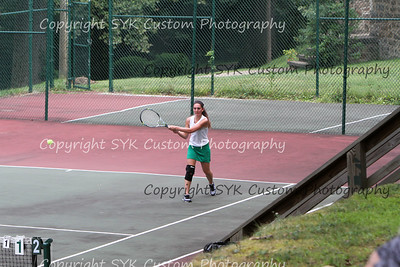 WBHS Tennis at ELHS-73