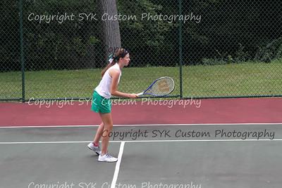 WBHS Tennis at ELHS-77