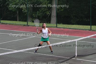 WBHS Tennis at ELHS-45
