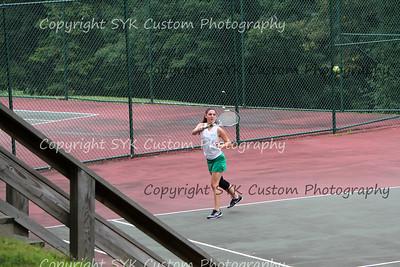 WBHS Tennis at ELHS-41