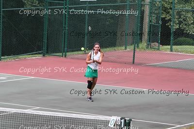 WBHS Tennis at ELHS-9