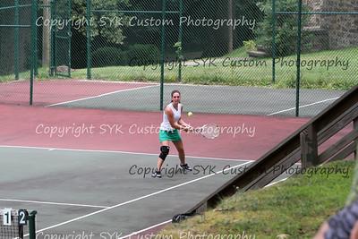 WBHS Tennis at ELHS-72