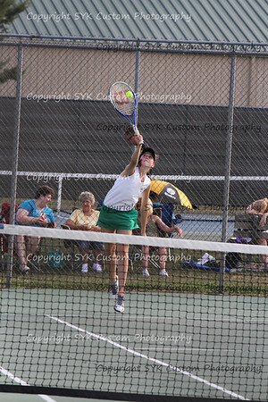 WBHS Tennis at Marlington-91