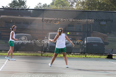 WBHS Tennis at Marlington-75