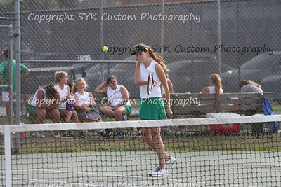 WBHS Tennis at Marlington-89