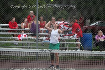 WBHS Tennis at Salem-8