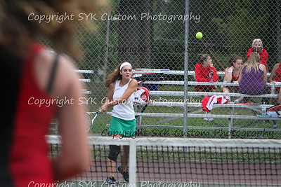 WBHS Tennis at Salem-2