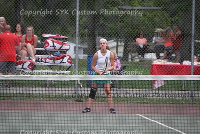 WBHS Tennis at Salem-1