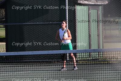 WBHS Tennis vs United-91