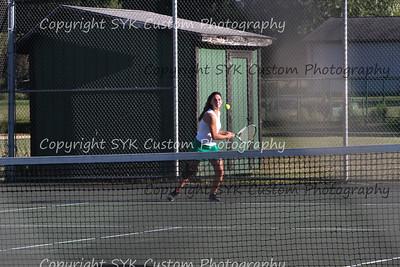 WBHS Tennis vs United-92