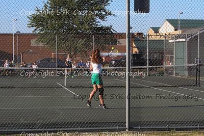 WBHS Tennis vs United-98