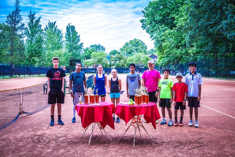 2016 USTA Frick Park Red Clay Junior Open Finals