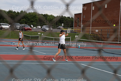 WBHS Tennis at United-13