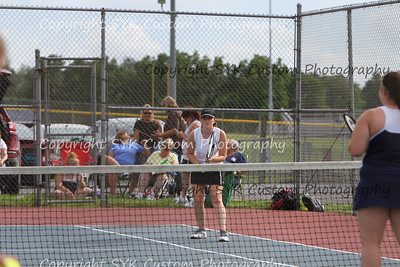 WBHS Tennis at United-17