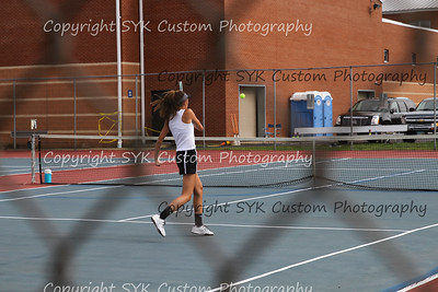 WBHS Tennis at United-16