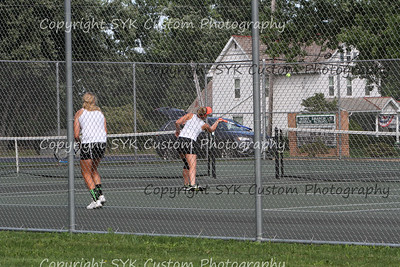 WBHS Tennis vs Lordstown-98